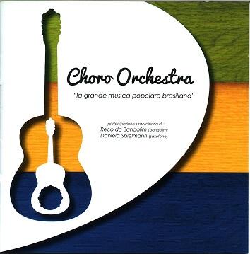 Capa CD Orquestra